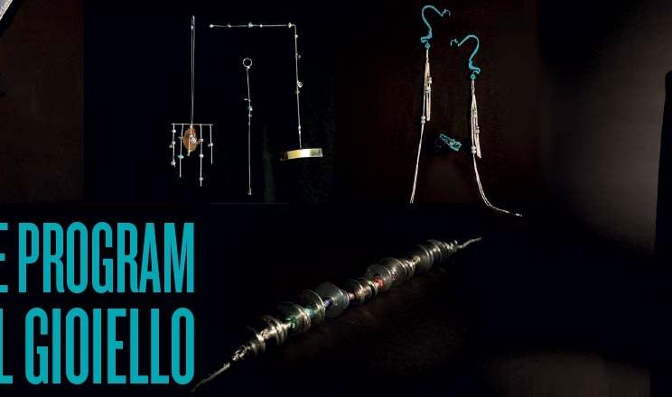 Design del gioiello naba mette in palio 4 borse di studio for Corso di design del gioiello