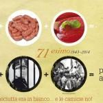 pastasciutta lotta al fascismo evento Reggio Emilia 2014
