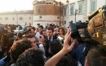 Riforme, Renzi non si ferma: Movimento 5 Stelle, Sel, Lega protestano al Quirinale