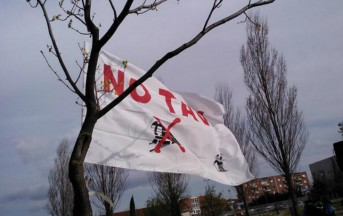 No Tav, protesta nella notte: bloccata l'autostrada A32 Torino-Bardonecchia