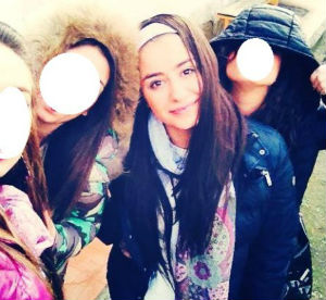 Napoli: Marano, auto travolge tavoli, Giulia Menna, 15enne muore