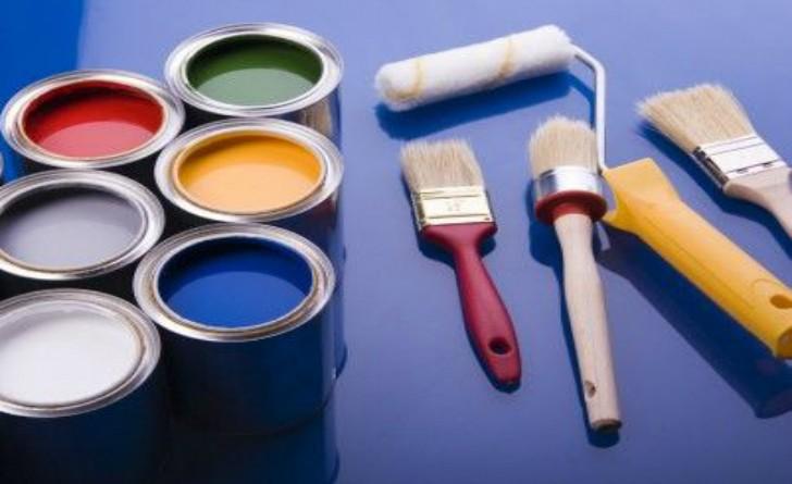 Come tinteggiare casa usare le vacanze estive per - Tinteggiare casa ...