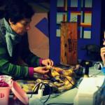 progetto sartoria solidale Roma