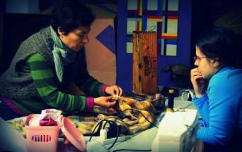 Imprenditoria e migranti: a Roma il franchising è solidale con la sartoria Zyp