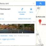 serbian crown google maps