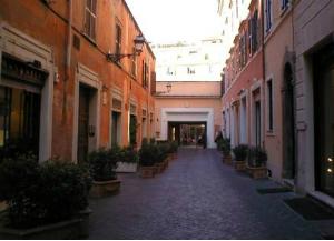 futo gioielli Bulgari via Margutta Roma