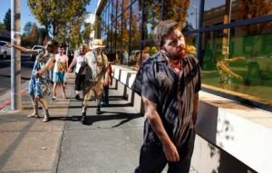 zombie walk 2014 investito coldsplayer