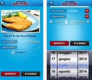 frigorifero frigOK app