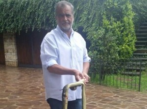 Calderoli uccide serpente