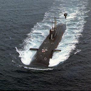 sottomarino americano russia