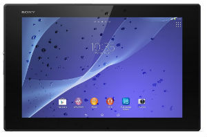 3. Sony Xperia Tablet Z2 SGP511