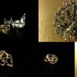 Alessandro Grimoldieu gioielli d'autore scultura