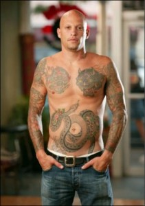 Ami James tatuatore