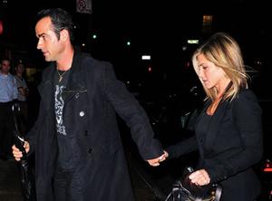 Jennifer Aniston e compagno