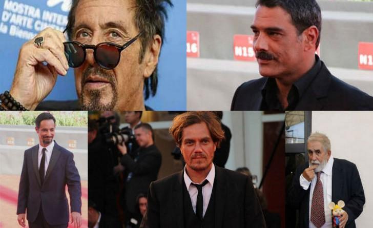 Mostra del cinema di venezia 2014 moustache tribe i - Divi senza trucco ...