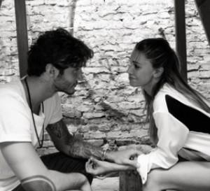 vacanza romantica per Belen e Stefano