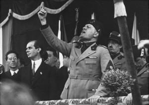La Grande Storia film-doc sul Fascismo