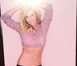 Britney perfetta senza Photoshop