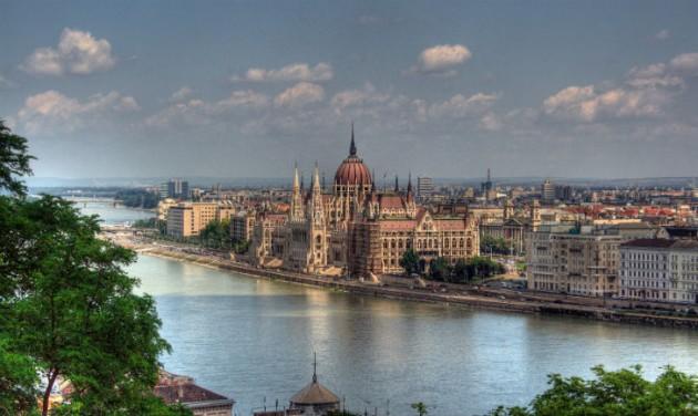 viaggio low cost Budapest
