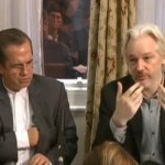 assange wikileaks asilo politico ecuador londra