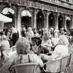 Caffé Florian in Piazza San Marco