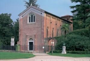 Cappella Scrovegni Padova fulmine su croce