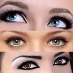 il colore occhi rivela il carattere delle persone