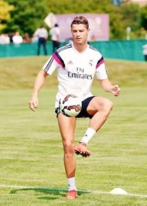 Ronaldo ritorno al Man Utd