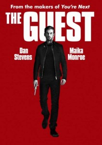 Stevens in The Guest