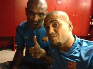Per Alves niente Inter