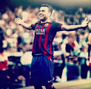 addio Barça per Dani Alves