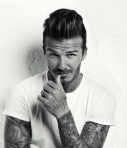 il messaggio di David Beckham