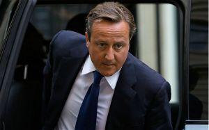 David Cameron rientra in Inghilterra , il boia potrebbe essere inglese