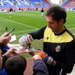 Diego Lopez al Napoli