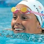 Federica Pellegrini Europeo nuoto Berlino 2014