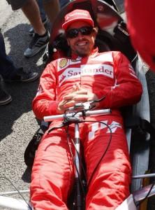 Ferrarista Alonso