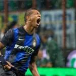 Fredy Guarin Inter-Milan