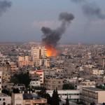 Gaza bambino ucciso da colpo di mortaio