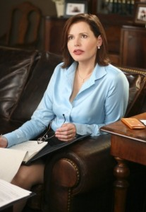 Geena Davis in Grey's Anatomy 11
