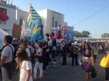 comunali protesta venezia ottocento