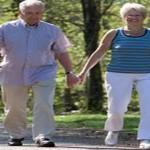 passeggiare 20 minuti per invecchiare bene