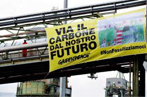Greenpeace conclusa la campagna contro i combustibili fossili