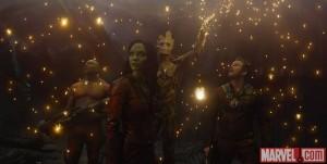 Guardiani della Galassia ai cinema