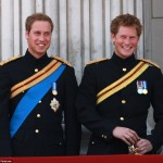 I Principi William ed Harry