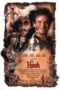 Hook 'Capitan Uncino' su Canale5