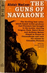 I cannoni di Navarone su La7