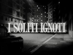 I soliti ignoti2