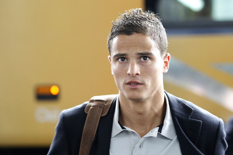 All'Olympiakos Afellay