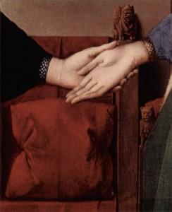 Jan van Eyck particolare