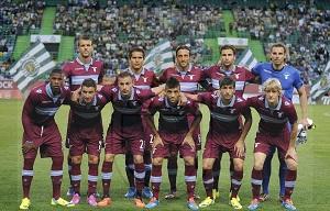 Lazio Sporting Lisbona